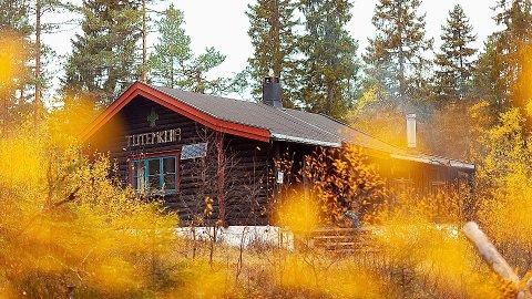 Speiderhytteturen: Totemkoia ved Mosjøen er en av de 15 hyttene du kan besøke 12. - 13. oktober.