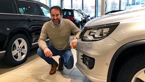 Bilmegler Morten Altmann sier at mange dieselbiler fortsatt holder seg bra i pris. Rett og slett for at de kan være gode og fornuftige familiebiler.