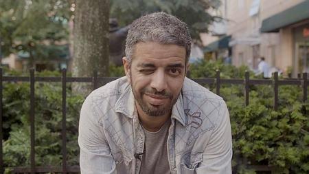 VANT PRIS: Programleder Yousef Hadaoui har vunnet Oslo bys kunstnerpris.