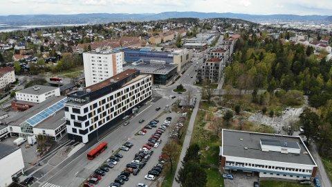 NYE GRENSER: Det er satt nye plangrenser for områdeplanen som skal gjelde på Lambertseter og Karlsrud. Det er én av sakene lokalpolitikerne skal drøfte 15. desember.