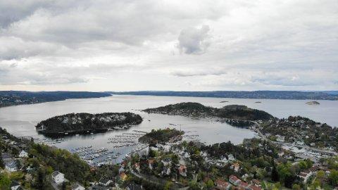 MÅ KOKE DRIKKEVANNET: Ulvøya, Malmøya og Ormøya er noen av områdene som må koke drikkevannet