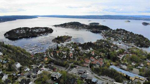 MARITIM OPPRYDNING: Bydelsutvalget på Nordstrand støtter kommunens planarbeid på Nedre Bekkelaget og øyene. De støtter også kampen mot privatisering av strandsonen.