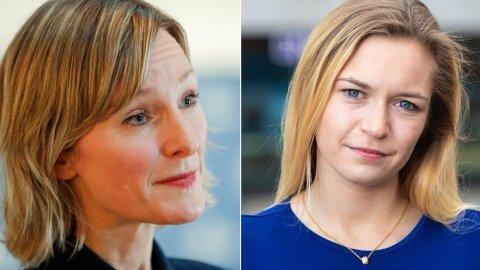 FEIL VEI: Divisjonsdirektør Brynhild Farbrot innrømmer i en intern video i Osloskolen at det går feil vei. Foto: NTB