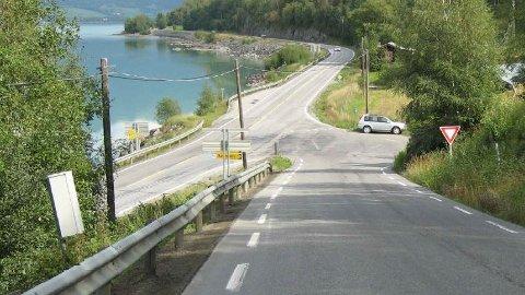 Krysset i Randen på riksveg 15 i Vågå skal utbetrast. Arbeidet startar opp i løpet av august.
