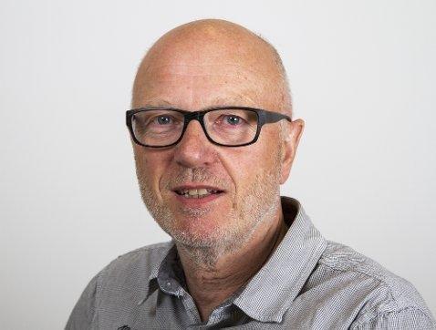 Fritz Breivik, førstelektor ved Universitetet i Nordland Foto: UiN