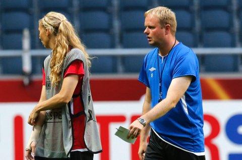 TO ÅRS ARBEID BORTE: Roger Finjord har mistet alt arbeid med kvinnelandslaget de siste to årene, som følge av virusangrepet.