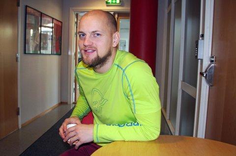ETTERTRAKTET: Hans Norbye (27) har flere valgmuligheter foran 2015-sesongen. Høyrebacken, som kan bli spilleklar til TILs siste hjemmekamp for sesongen søndag, er blant annet ønsket av Start.