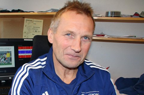 - VI HENGER ETTER: Tidligere fysisk trener for A-landslaget i fotball, og førsteamansuensis i idrett ved UiT, Svein Arne Pettersen, mener Norge er parkert fysisk i internasjonal fotball.