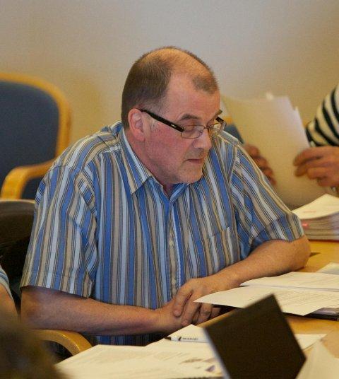 Forretningsmannen Halvar Solheim er styreleder for ASVO-bedriften på Skjervøy som pusset opp fritidshuset hans.