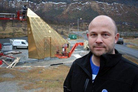 FORNØYD: Bygdelagsleder Geir Svendsen er positivt overrasket.