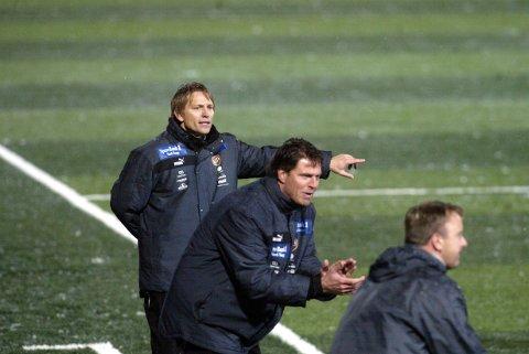 Steinar Nilsen ønsker å hente inn Inge Takøy i trenerteamet på Alfheim. Foto: Yngve Olsen Sæbbe