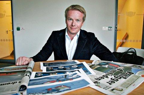 IDRETTSSTYREKANDIDAT: Tromsø Idrettsråd ønsker Rune Kufaas inn i det nye styret i Norges Idrettsforbund.