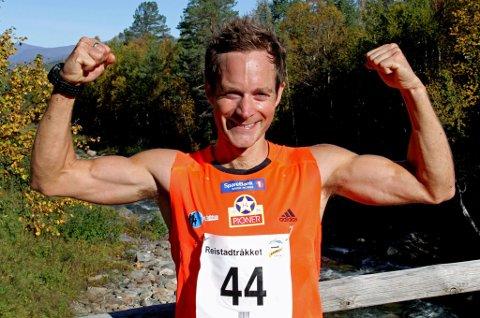 Eirik D. Haugsnes skal representere Norge i VM i terrengultraløp.