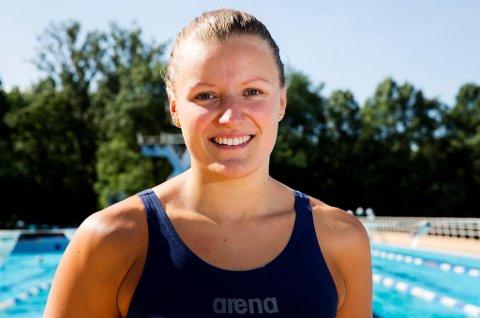 Susann Bjørnsen åpner kortbane-VM i svømming i Qatar med 100 meter fri torsdag. Totalt er hun med på tre distanser, og vil bryte egne grenser på alle tre.