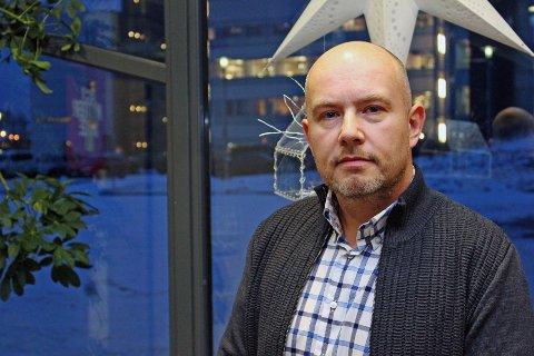 BEKYMRET: Psykologspesialist ved BUP, Børge Mathiassen, mener det er barn som blir den lidende part når UNN bruker overskudd fra psykiatri til å dekke underskudd i somatikk.
