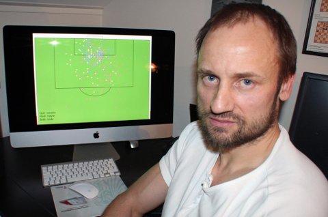 KRITISERER LAGERBÄCK: Sigurd Rushfeldt mener landslagssjef Lars Lagerbäck gjorde flere gale valg i sitt laguttak til skjebnekampen mot Serbia torsdag.
