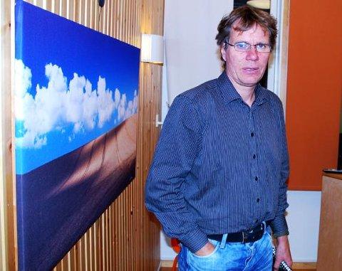 SORGPROSESS: Psykologspesialist Jørgen Sundby sier det er normalt at folk sliter i etterkant av store katastrofer, slik som tsunamien for ti år siden. Foto: UNN/UiT