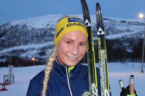 VM-HÅP: Bardu-jenta Lovise Heimdal.