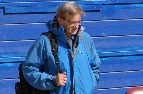 TUILs styreleder Tor Inge Holm medgir at de har fått en konfliktsak å ta seg av.
