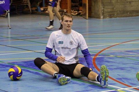 DRØMMER OM FINALEREPRISE: BKTs Robind Bergheim avgjorde cupfinalen mot Førde i 2014. Nå håper han på reprise når Nyborg er motstander i lørdagens cupfinale.
