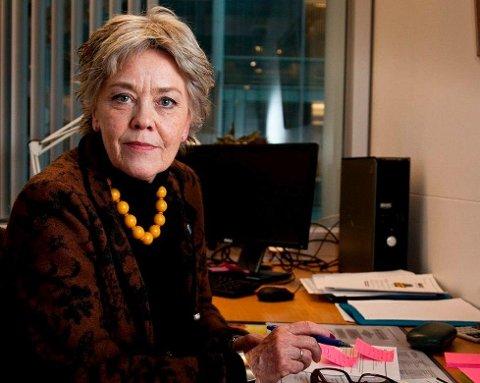 MISFORSTÅELSE: Byråd for utdanning i Tromsø, Anna Amdal Fyhn, mener Stortingets utredningsseksjons' rapport baserer seg på en misforståelse. Foto: Nordlys