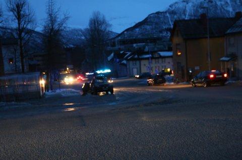 Strømmen har gått over store deler av Nord-Norge torsdag ettermiddag.