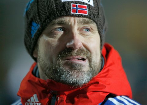 Sportssjef Clas Brede Bråthen er fornøyd med innsatsen til Johann Forfang i hoppuka