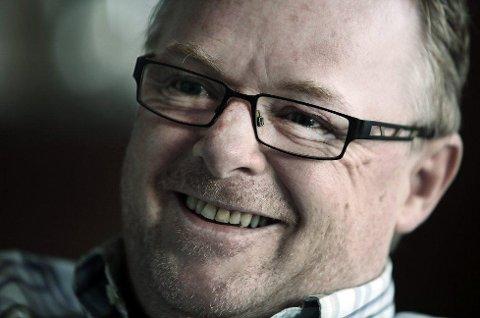 FÅR KRITIKK: Per Sandberg. Foto: Torgrim Rath Olsen