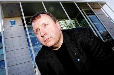 OMKAMP: Jan Blomseth mener Tromsø vil bli del av samisk språkforvaltning om Rødt får det som de vil.