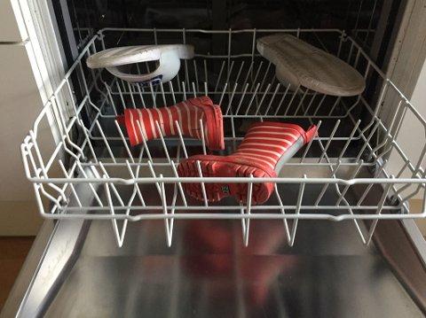 KJEKT ELLER EKKELT?: Du kan faktisk vaske skoene dine i oppvaskmaskinen. (Mediehuset Nettavisen)
