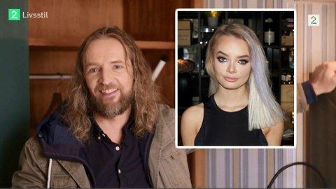 PAPPA: Jan Olav Isachsen hylles av flere etter at han ga datteren kjæresteråd i beste sendetid på TV2.