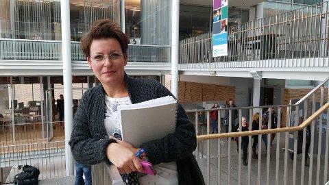 - Jeg har sagt opp jobben som kommunaldirektør for helse og omsorg, bekrefter Eva T. Olsen.