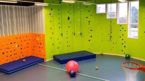 Ved Stine Sofie Senteret er det fokus på glede, utvikling, lek og mestring.