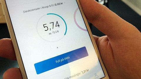 DATATYVER: Med så mye som 15 GB inkludert i måneden, skal det godt gjøres å bruke opp mobildataen. Video- og bildetunge apper som YouTube, Facebook, Instagram og Snapchat gjør likevel solide forsøk på å tømme banken.  Lars Wærstad / Side3