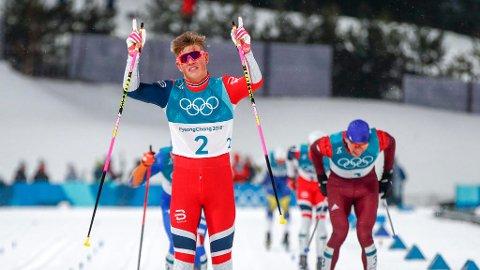 NYTT GULL? Johannes Høsflot Klæbo får Martin Johnsrud Sundby som makker på teamsprinten.