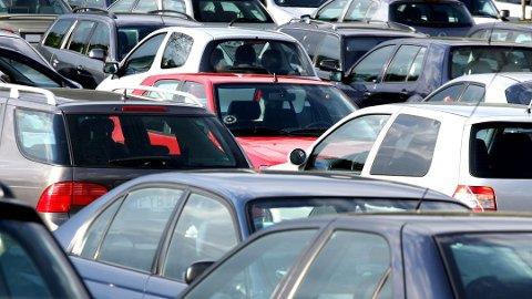 Antallet uforsikrede kjøretøy i Norge er redusert med nesten 50 prosent hittil i år. Foto: Pressebilde/ANB