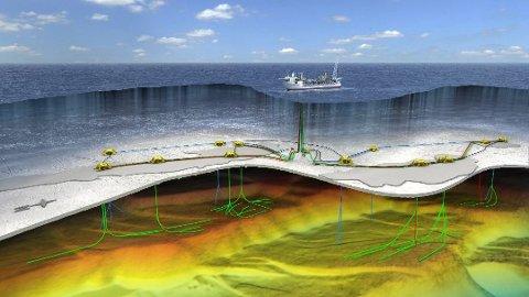 GIGANT: Johan Castberg er en gigant med 450-600 millioner fat olje. Foto: Statoil