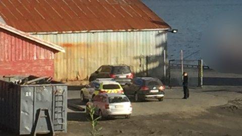 MISTET LIVET: En mann i 40-årene døde av skadene han pådro seg i en arbeidsulykke på en båt utenfor Senja mandag. Rederiet Rostein mottok dødsbudskapet med stor sorg.