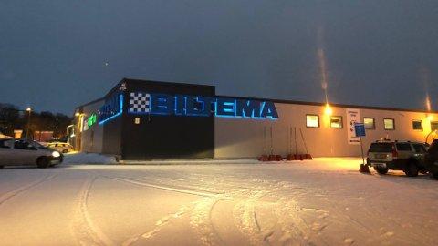 FOR LITE: Biltema Norge vil gjerne bygge et større varehus i Tromsø enn det de har i Ørneveien i dag. Foto: Are Medby