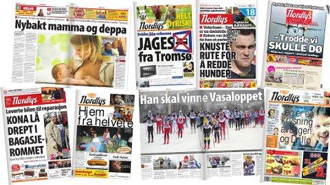 AVISER: Over 200 aviser blir forsinket til Nord-Troms etter at posten la om sine rutiner.
