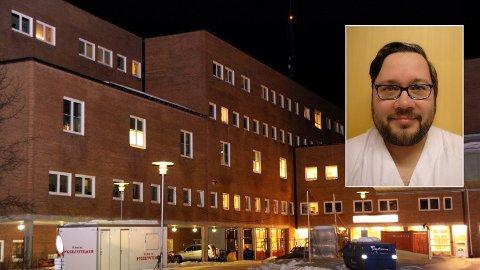 ERFARING PÅ UNN: PÅ Universitetssykehuset Nord-Norge i Tromsø er legene godt kjent med pasienter som benytter seg av alternativ medisin, men overlege Magnar Johnsen mener vi må skille mellom ren svindel og tradisjonelle hjelpere. Foto: NTB Scanpix/Privat