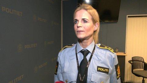 HOVEDHYPOTESE:  politiet har jobbet ut fra en hovedhypotese om årsaken, men har ikke utelukket flere forklaringer, sier politiadvokat Gøril Lund.
