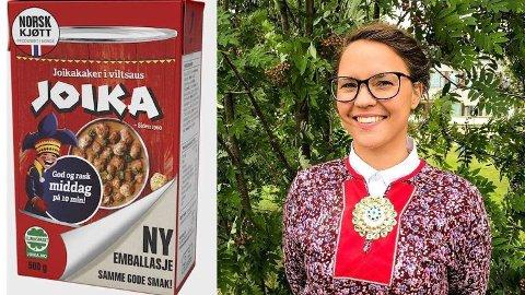 BLE HØRT: Joika-navnet blir endret. Det er Christina Hætta i Samerådet veldig glad for. Foto: Samerådet