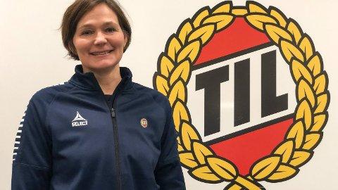 BYTTER JOBB: Etter tilsammen over 10 år i TIL, så forlater Birgitte Gustavsen nå idretten og går inn i byggebransjen.