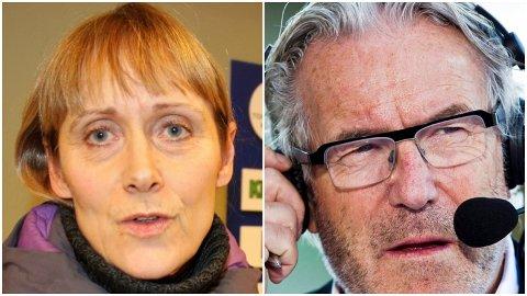SKUFFET: TIL 2020-leder Linda Wilhelmsen er skuffet over at cupaskeladdene fra Fløya sendes til Bergen for å spille kvartfinale i cupen. Bergenser og kommentatorprofil Davy Wathne er blant dem som reagerer på oppsettet.