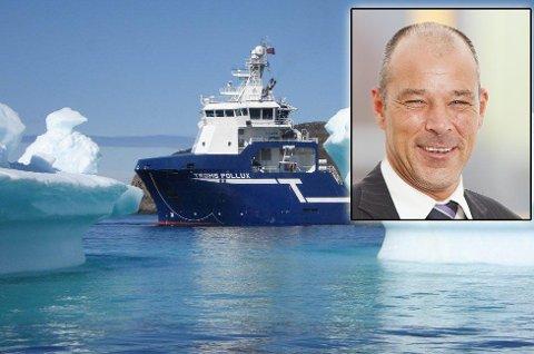 ARKTIS: Troms Offshore går motstrøms - bygger nytt og ansetter flere.