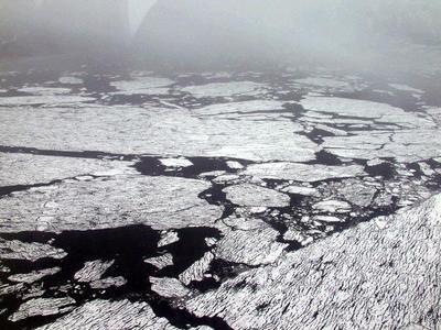 NY POLITIKK: Åping av tidligere islagte farvann øker nødvendigheten av overvåking i Arktis, ifølge Pentagon. Foto: Thomas Nilsen