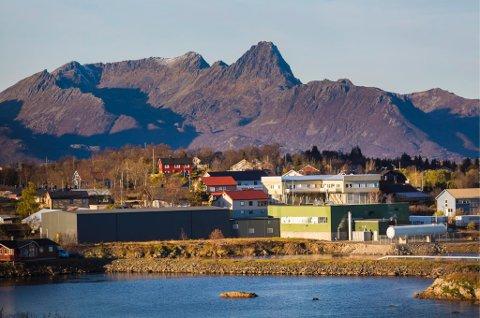 ALSVÅG: Her ligger Deliteks hovedkontor og produksjonslokaler. Foto: Marius Fiskum