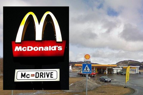 mcdonalds kart norge Nord24   McDonald's interessert Bodø og Nord Norge   men planene  mcdonalds kart norge