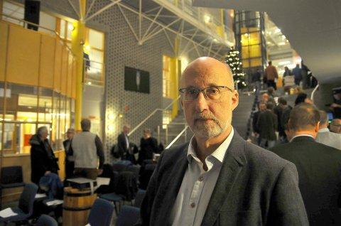 BEKYMRET: Trygve Myrvang, leder i Norges Råfisklag.